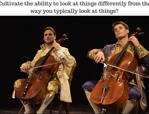 2Cellos show how not to be stuck in a box!
